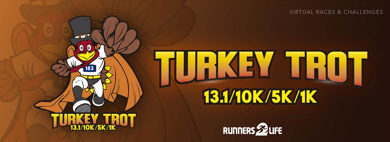 Turkey Trot Golden
