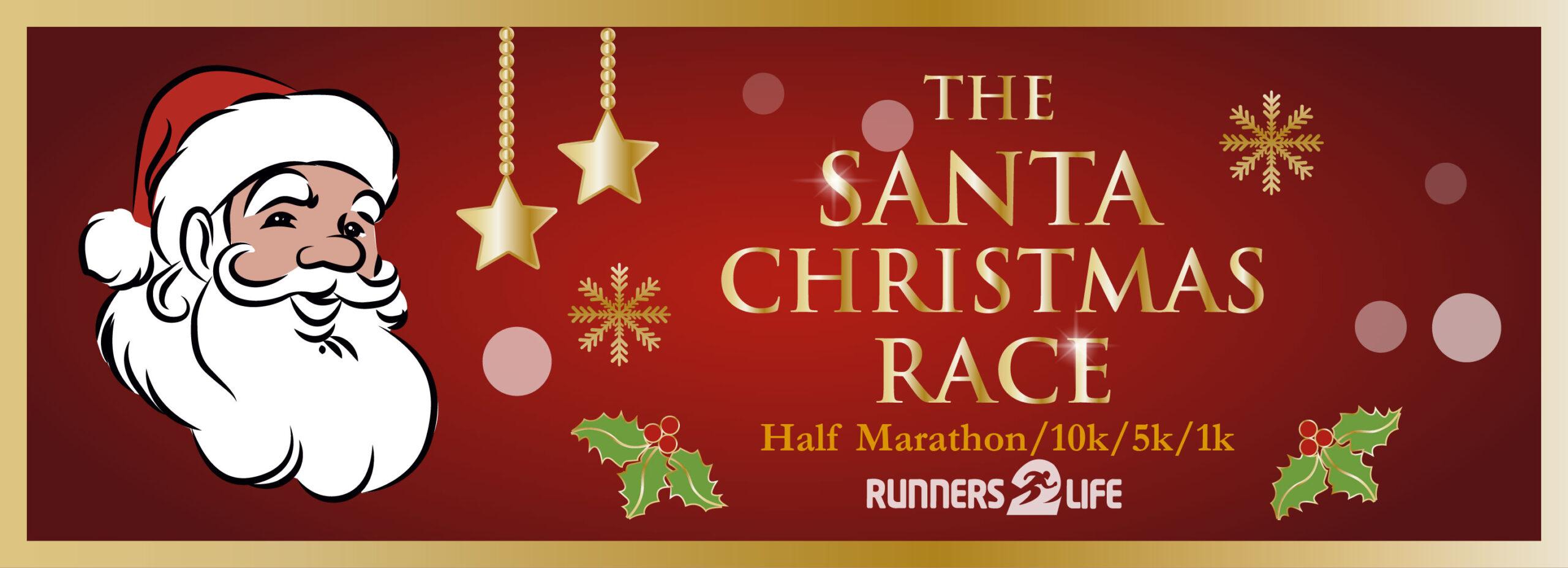 The Santa Christmas Race